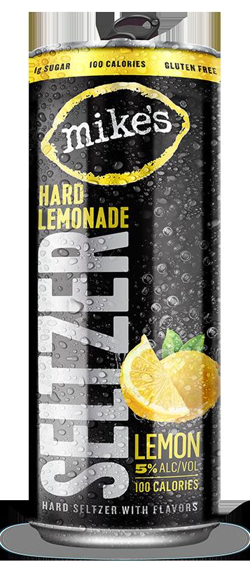 Mike's Hard Lemonade Seltzer - Lemon flavor