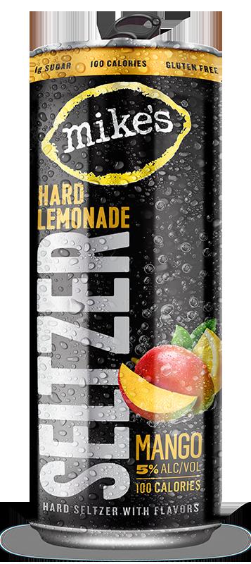 Mike's Hard Lemonade Seltzer - Mango flavor